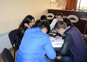 """""""İrəli"""" intellektual yarışların regional turnirlərinə start verib"""