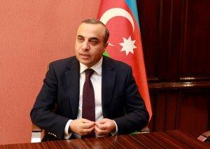 Azay Quliyev: Girovlarla bağlı ATƏT PA-nın komitə sədrindən cavab gözləyirəm