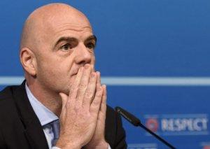 """İnfantino: """"FIFA"""" Avropa Superliqasında çıxış edən oyunçalırı Dünya Çempionatına buraxmayacaq"""