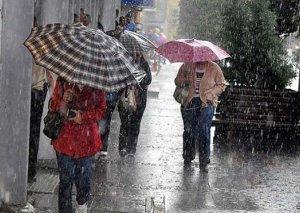 Yağış gündüz saatlarında da davam edəcək