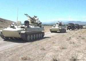 Azərbaycan ordusu Naxçıvan istiqamətində yenə irəliləyib, bütün strateji yüksəklikləri tutub