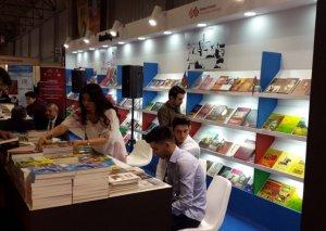 Azərbaycan İstanbul Beynəlxalq Kitab Sərgisində təmsil olunur