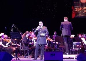 Kiyevdə Müslüm Maqomayevin xatirəsinə həsr olunmuş konsert təşkil edilib