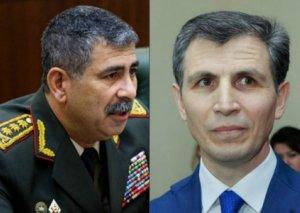 Zakir Həsənov deputatlara medal verdi, Zahid Oruc nazirə təşəkkür etdi