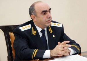 Baş prokuror Zakir Qaralov Tərtərdə 8 rayonun sakinlərini qəbul edəcək