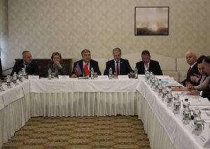 Azərbaycan-Belarus diplomatik münasibətlərinin qurulmasının 25 illiyinə həsr olunan konfrans keçirilib