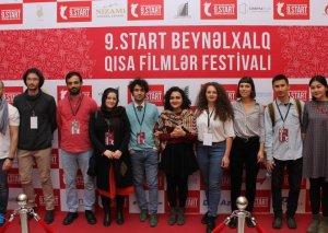 """Nizami Kino Mərkəzində IX """"START"""" Beynəlxalq Qısa Filmlər Festivalının açılışı olub"""