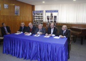 Azərbaycan Teatr Xadimləri İttifaqı ilə Gürcüstan Teatr Cəmiyyəti arasında Əməkdaşlıq haqqında Memorandum imzalanıb