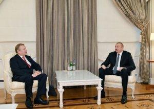 Prezident İlham Əliyev ilk dəfə KTMT-də baş verənlərdən danışdı
