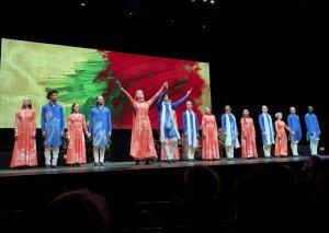 Alim Qasımov və Fərqanə Qasımova London teatrının səhnəsində çıxış ediblər