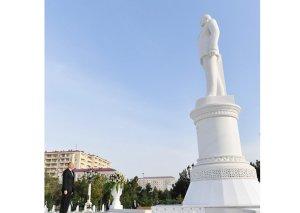 Prezident İlham Əliyev Sumqayıt şəhərinə səfərə gəlib