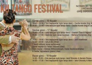 İkinci Bakı Tanqo Festivalı davam edir