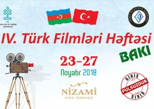 Bakıda 5 türk filmi 9 dəfə kinosevərlərə pulsuz təqdim olunacaq