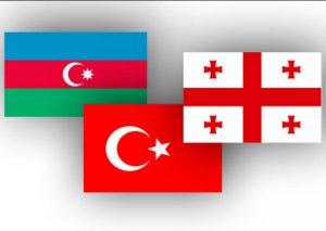 Azərbaycan, Türkiyə və Gürcüstan müdafiə rəsmiləri arasında protokol imzalanıb