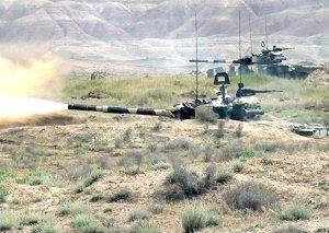 Azərbaycan, Türkiyə və Gürcüstan Silahlı Qüvvələri arasında çoxmillətli təlimlər keçirilir