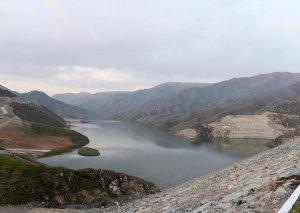 Şəmkirçay su anbarının yaxınlığındakı sutəmizləyici qurğunun inşası başa çatır
