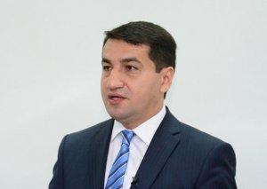 Hikmət Hacıyev Prezident Administrasiyasının Xarici siyasət məsələləri şöbəsinin müdiri təyin edilib