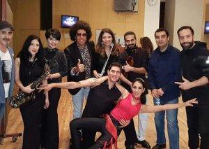 """""""jAzzeri Bands & Art"""" kubalı Yanssel Castellon və """"Los Amigos"""" qrupu ilə Bakıda"""