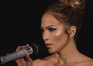 Cenifer Lopez bir daha heyrətləndirdi-(FOTO, VİDEO)
