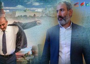 """""""Ekvalayzer siyasəti, biz və Paşinyanın """"ayıq sürücü""""ləri"""""""
