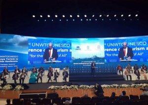 Azərbaycan Ümumdünya Mədəniyyət və Turizm Konfransında təmsil olunur