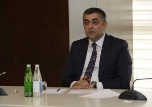 Nazir: Azərbaycan tranzit və regional informasiya magistralının yaradılması üzərində işləyir