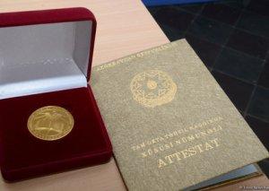 Məktəblərdə verilən medal qızıla dönür-imtahansız tələbə ol...