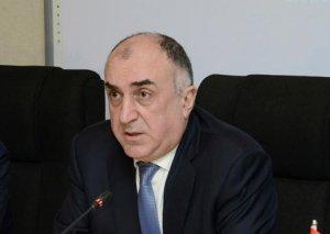 Elmar Məmmədyarovun ATƏT Minsk qrupunun həmsədrləri ilə danışıqları başlayıb