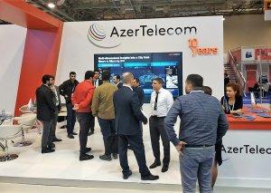 """AzerTelecom """"BakuTel 2018"""" sərgisində qabaqcıl telekommunikasiya xidmətlərini təqdim edir"""