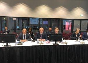 Elmar Məmmədyarov: Azərbaycan hökumətinin əsas prioritetləri arasında trans-regional və çoxmodullu nəqliyyat dəhlizlərinin inkişafı yer alır
