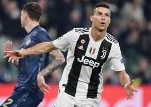 Ronaldo birinci oldu