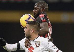 """""""Milan"""" """"Torino"""" ilə bacarmadı"""