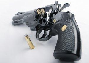 Qanunsuz saxlanılan silahlar aşkar edilərək götürülüb