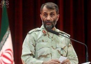 İran sәrhәd qoşunları komandanı Bakıda sәfәrdәdir