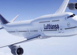 """""""Lufthansa"""" konserni Frankfurt-Bakı-Aşqabad reysini Frankfurt-Bakı-Daşkənd reysi ilə əvəz edir"""