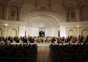 Filarmoniyada Ulu Öndərin xatirəsinə həsr olunmuş konsert proqramı təqdim edilib