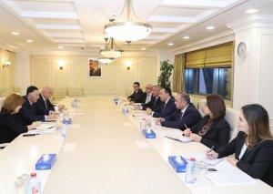 Azərbaycan Asiya İnkişaf Bankı ilə əmək, məşğulluq, sosial müdafiə sahəsində əməkdaşlığı genişləndirir