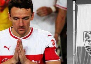 Futbolçunun atası oğlunun oynadığı matç zamanı öldü
