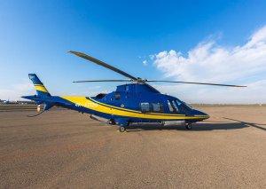 """""""Silk Way Helicopter Services""""in donanmasına müasir helikopter əlavə olunub"""