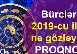 Pul, karyera, sevgi: Bürcləri 2019-cu ildə nə gözləyir?