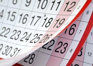 Gələn il Novruz, Ramazan və Qurban bayramları ilə əlaqədar qeyri-iş günləri müəyyənləşdi