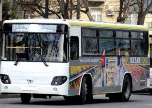 Bakıda 81 saylı marşrut üzrə yeni avtobuslar fəaliyyətə başladı