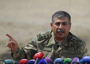 """Nazir: """"Azərbaycan Ordusunun Naxçıvanda keçirdiyi uğurlu hərbi əməliyyatların detallarını açıqlaya bilmərəm"""""""