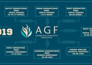 Azərbaycan Gimnastika Federasiyası bu il bir neçə nüfuzlu yarışa ev sahibliyi edəcək