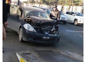 İki gün ərzində yol qəzalarında 19 nəfər xəsarət alıb