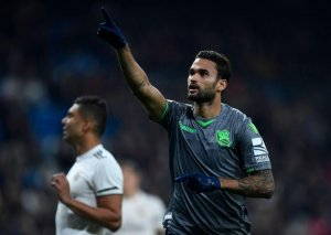 """İspaniya La Liqası: """"Real Madrid"""" doğma meydanda """"Real Sosyedad""""a məğlub oldu"""