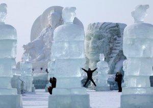 Dünyanın ən böyük qar və buz festival