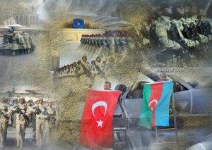Azərbaycan-Türkiyə hərbi alyansı...