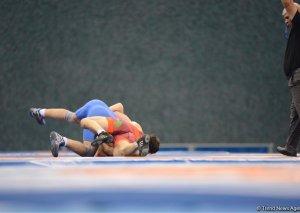 Ötən il güləşçilərimiz beynəlxalq turnirlərdə 285 medal qazanıb