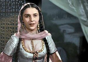 Azərbaycan səhnəsində bənzərsiz rollar yaradan aktrisa